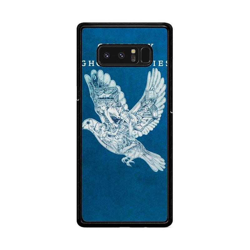 Flazzstore Coldplay Ghost Stories F0857 Custom Casing for Samsung Galaxy Note 8