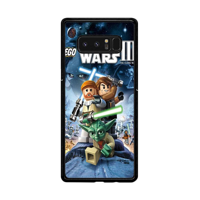 Flazzstore Star Wars Lego F0819 Custom Casing for Samsung Galaxy Note8
