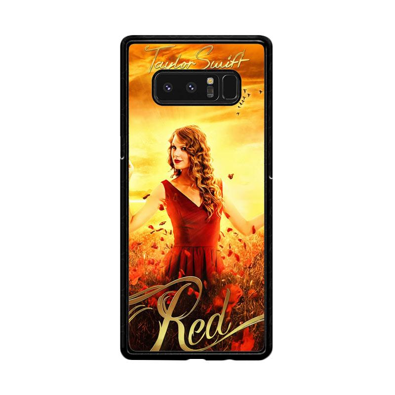 Flazzstore Taylor Swift Album Cover Art Z0049 Custom Casing for Samsung Galaxy Note8
