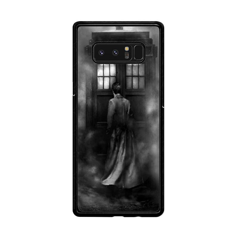 Flazzstore Doctor Who Z0167 Custom Casing for Samsung Galaxy Note8