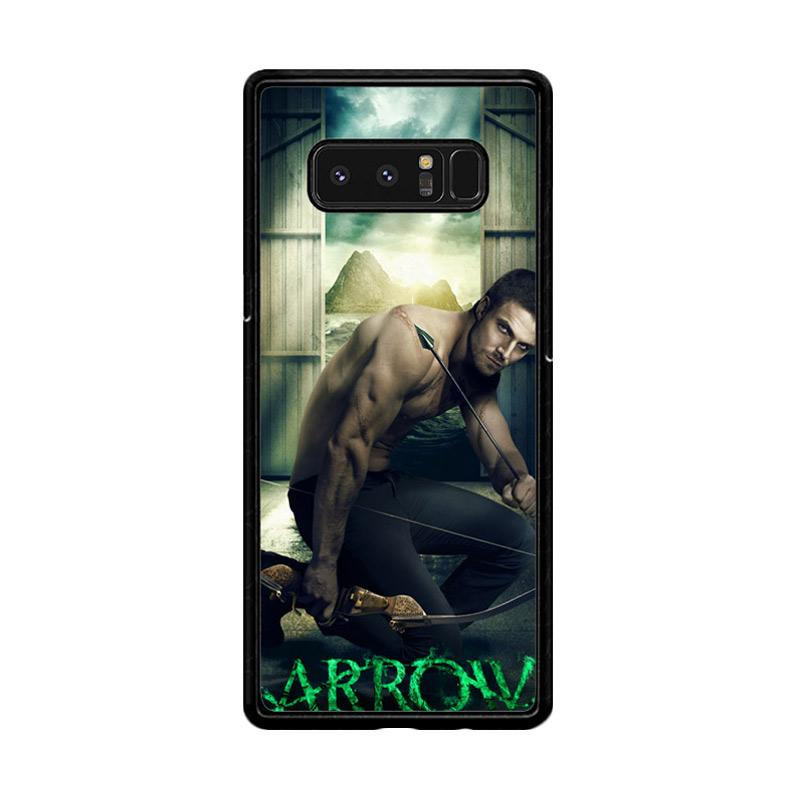 Flazzstore Arrow Poster Z0205 Custom Casing for Samsung Galaxy Note8