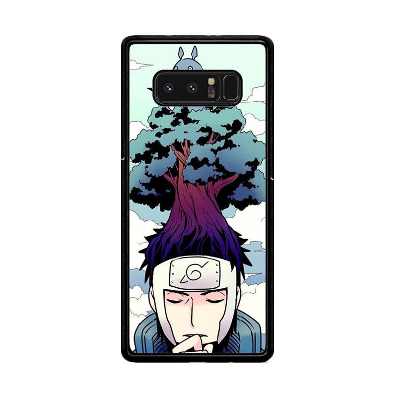 Flazzstore Neighbor Totoro Meet Naruto Z0254 Custom Casing for Samsung Galaxy Note8