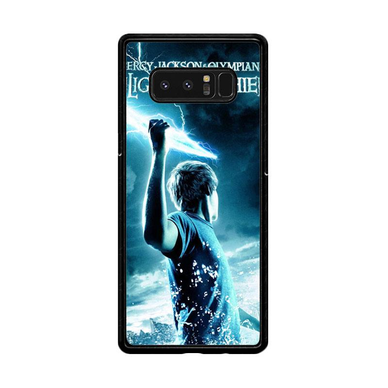 Flazzstore Percy Jackson Olympians Z0272 Custom Casing for Samsung Galaxy Note8