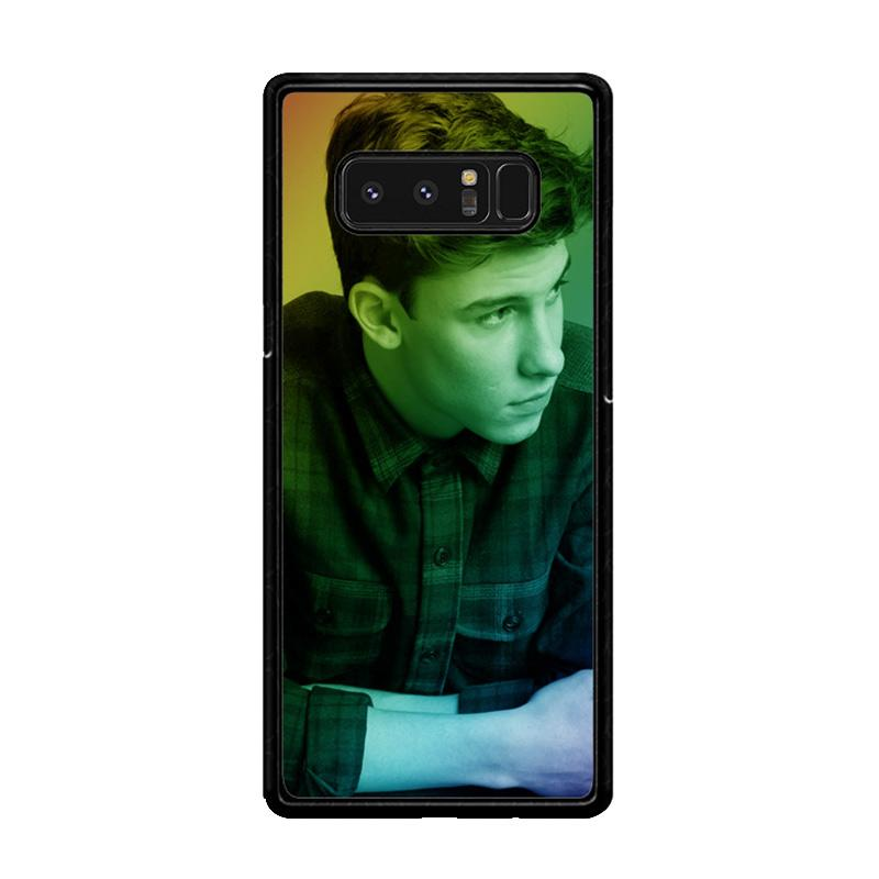 Flazzstore Shawn Mendes Z0979 Custom Casing for Samsung Galaxy Note8