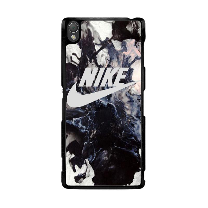 Flazzstore Nike Smoke Black O0067Custom Casing for Sony Xperia Z3