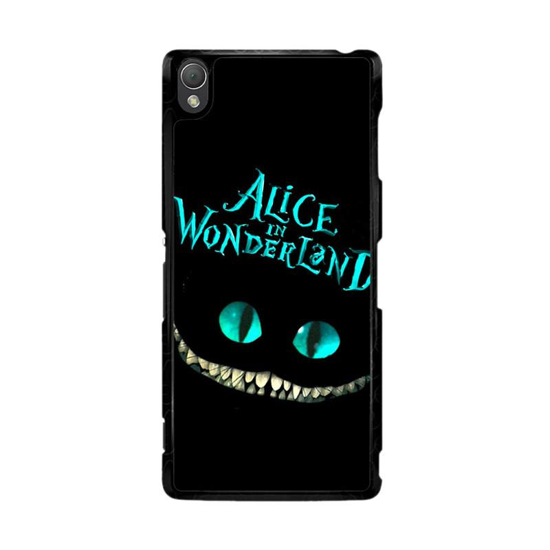 Flazzstore Alice In Wonderland F0148 Custom Casing for Sony Xperia Z3