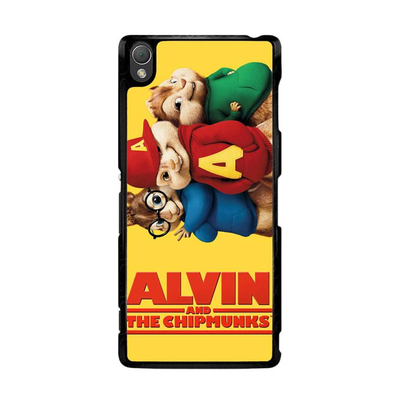 Flazzstore Alvin And The Chipmunks F0267 Custom Casing for Sony Xperia Z3