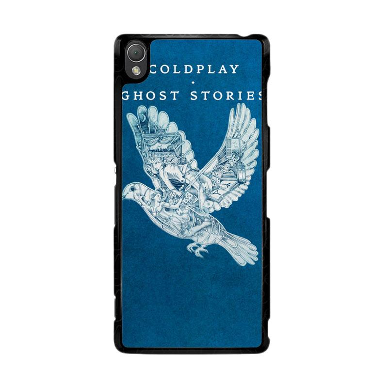Flazzstore Coldplay Ghost Stories F0857 Custom Casing for Sony Xperia Z3
