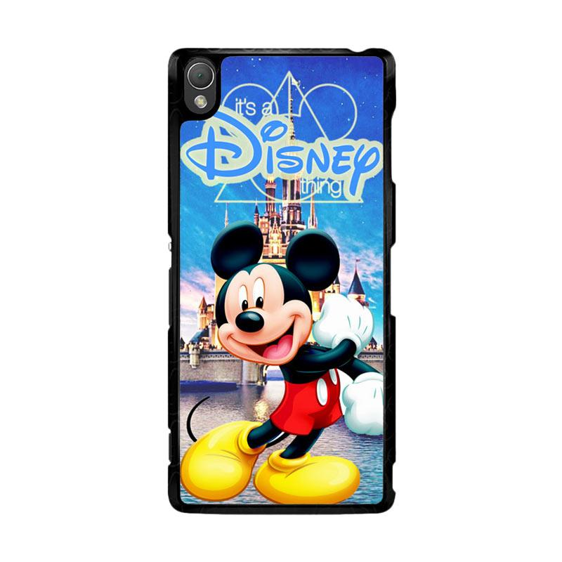 Flazzstore Mickey Mouse Disney Z0548 Custom Casing for Sony Xperia Z3