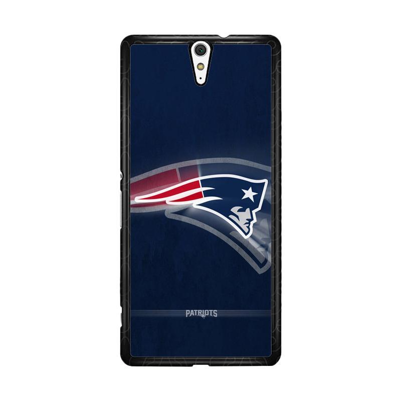 Flazzstore New England Patriots O0953 Custom Casing for Sony Xperia C5 Ultra