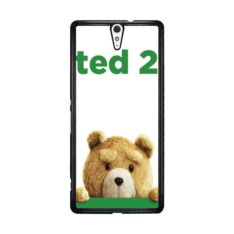Flazzstore Ted 2 F0668 Custom Casing for Sony Xperia C5 Ultra