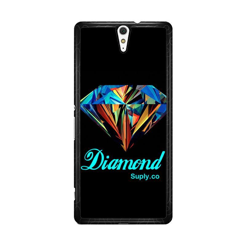 Flazzstore Diamond Supply Co F0364 Custom Casing for Sony Xperia C5 Ultra