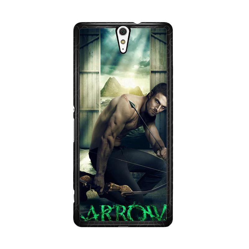 Flazzstore Arrow Poster Z0205 Custom Casing for Sony Xperia C5 Ultra