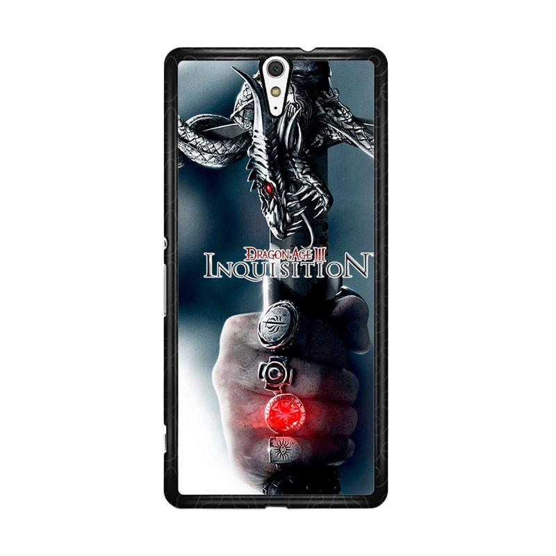 Flazzstore Dragon Age Inquisition Z0374 Custom Casing for Sony Xperia C5 Ultra