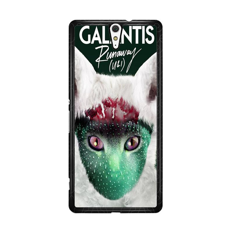 Galantis Runaway Z0427 Custom Casing for Sony Xperia C5 Ultra