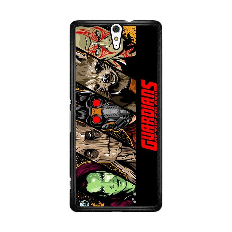Flazzstore Guardian Of Galaxy 2 Z0544 Custom Casing for Sony Xperia C5 Ultra