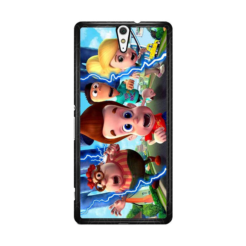 Flazzstore The Adventures Of Jimmy Neutron Z1335 Custom Casing for Sony Xperia C5 Ultra