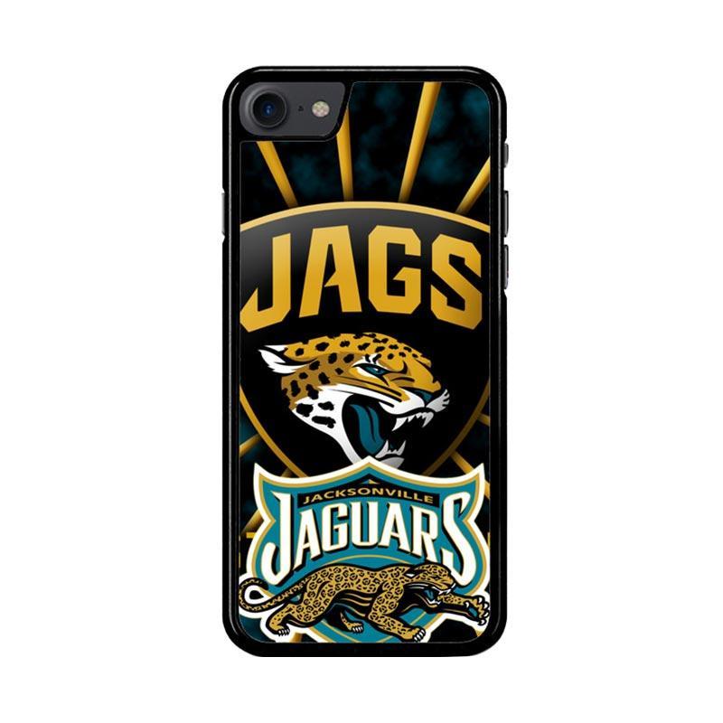 Flazzstore Jacksonville Jaguars Z3005 Custom Casing for iPhone 7 or 8