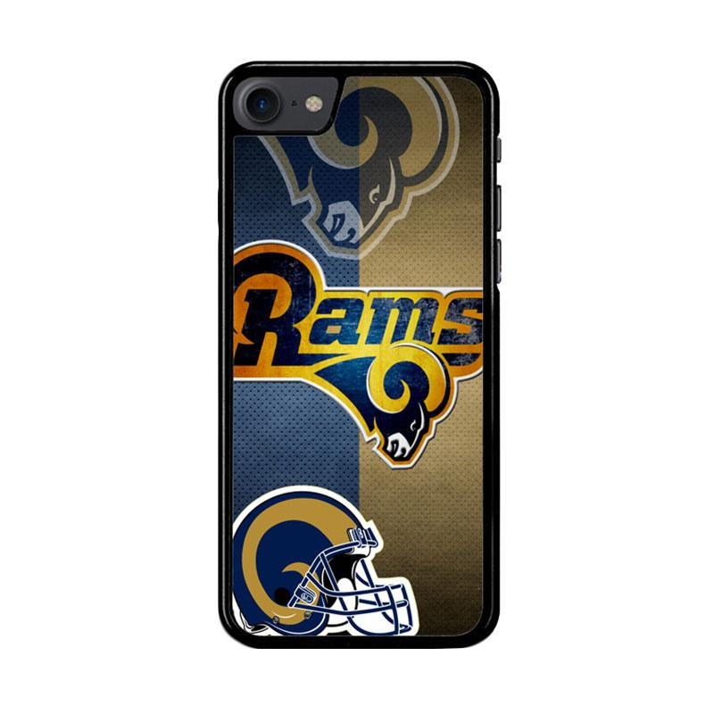Flazzstore St. Louis Rams Z3027 Custom Casing for iPhone 7 or 8