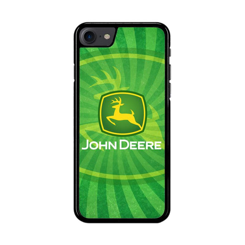 Flazzstore John Deere Tractors Logo Z3365 Custom Casing for iPhone 7 or iPhone 8