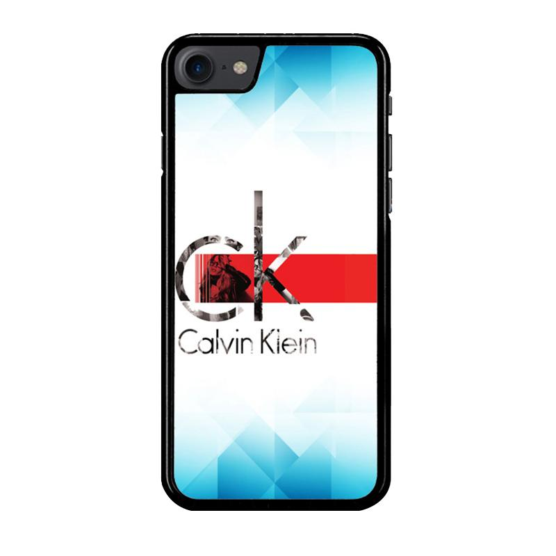 Flazzstore Calvin Klein Logo Art Z3928 Custom Casing for iPhone 7 or 8