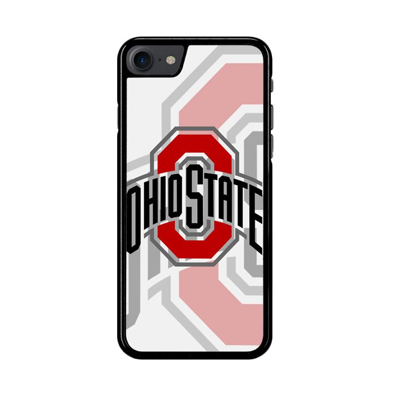 Flazzstore Ohio State Buckeyes Z4057 Custom Casing for iPhone 7 or 8