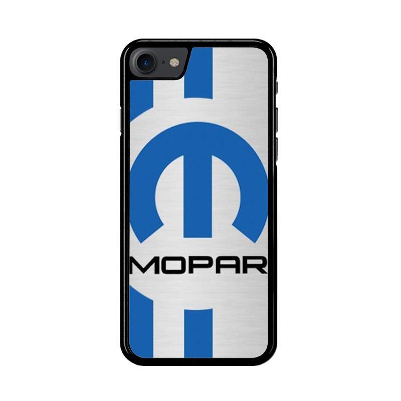 Flazzstore Mopar Logo Z4068 Custom Casing for iPhone 7 or 8
