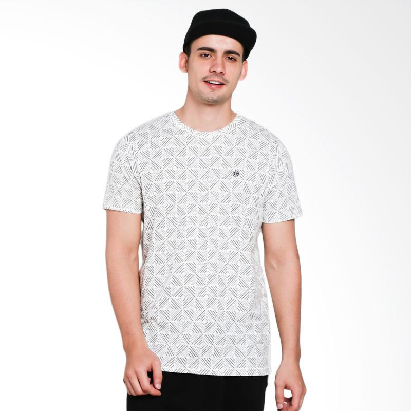 Famo 0201 Men T-Shirt - Cream