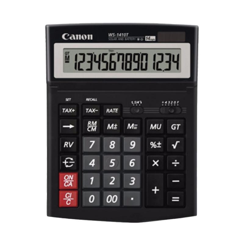 Canon WS-1410T Kalkulator [14 Digit]