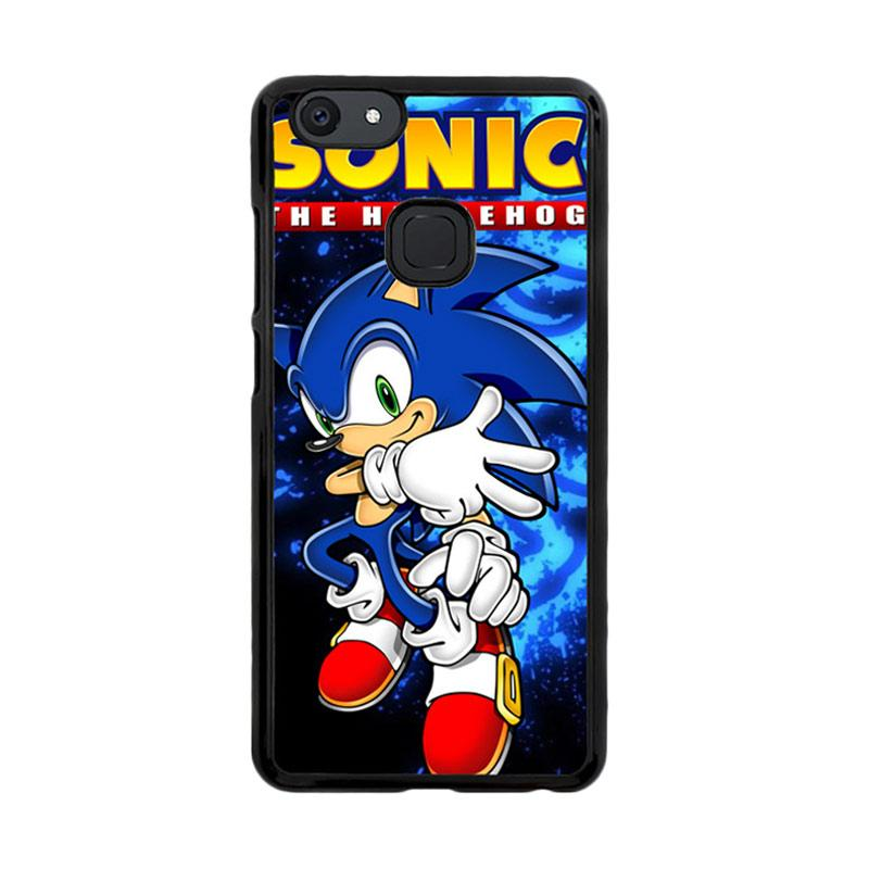 Flazzstore Sonic The Hedgehog Z2243 Custom Casing for Vivo V7 Plus
