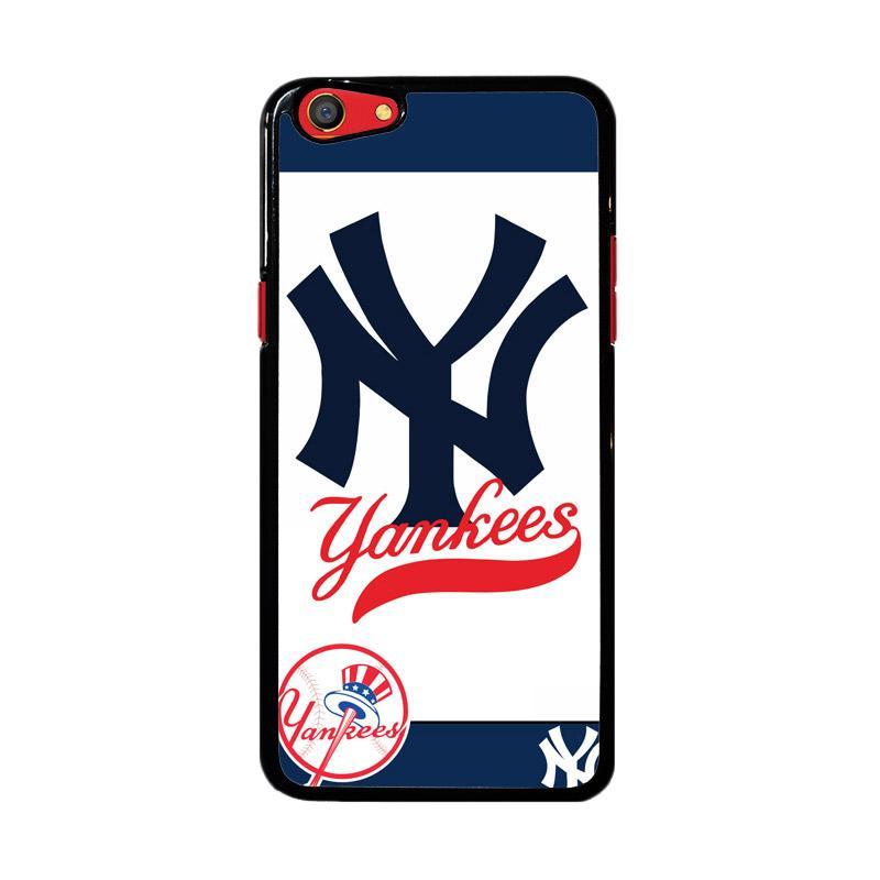 Flazzstore Yankees Baseball Z3285 Custom Casing for Oppo F3