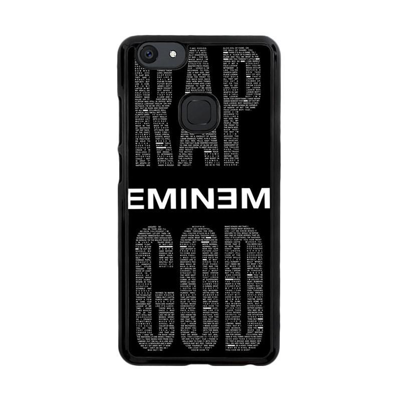 Flazzstore Rap God Eminem Z2835 Custom Casing for Vivo V7 Plus
