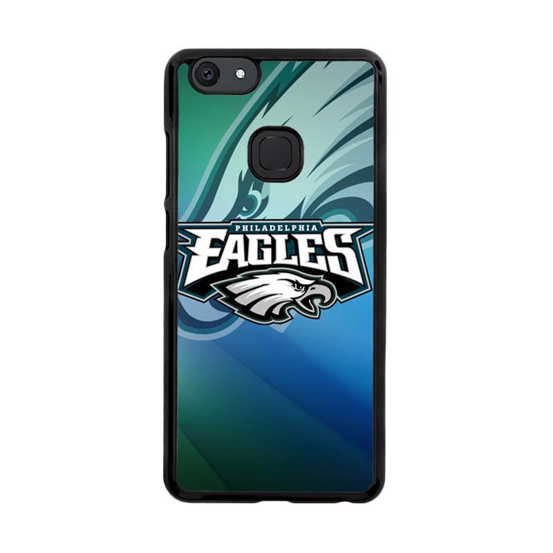 Flazzstore Philadelphia Eagles Z3357 Custom Casing for Vivo V7 Plus