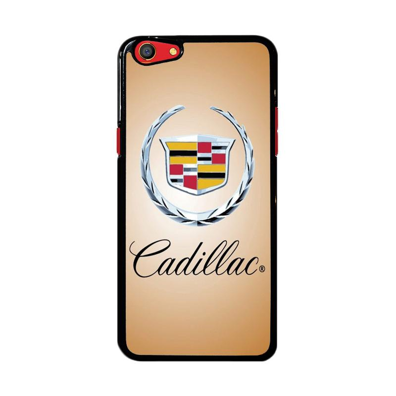 Flazzstore Cadillac Logo Z4352 Custom Casing for Oppo F3