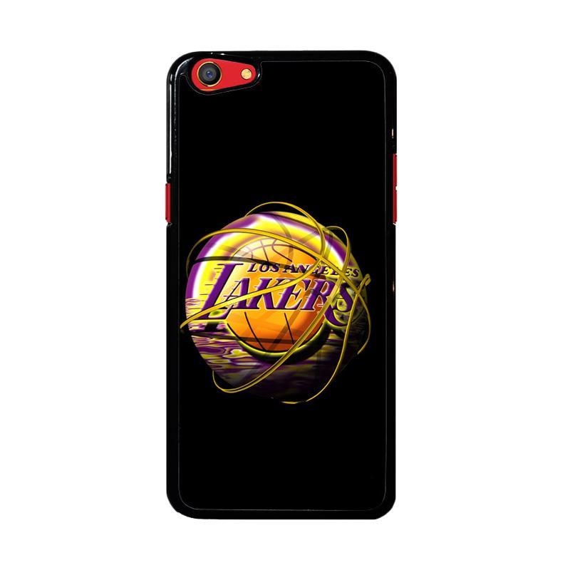 Flazzstore La Lakers Nba Z4760 Custom Casing for Oppo F3