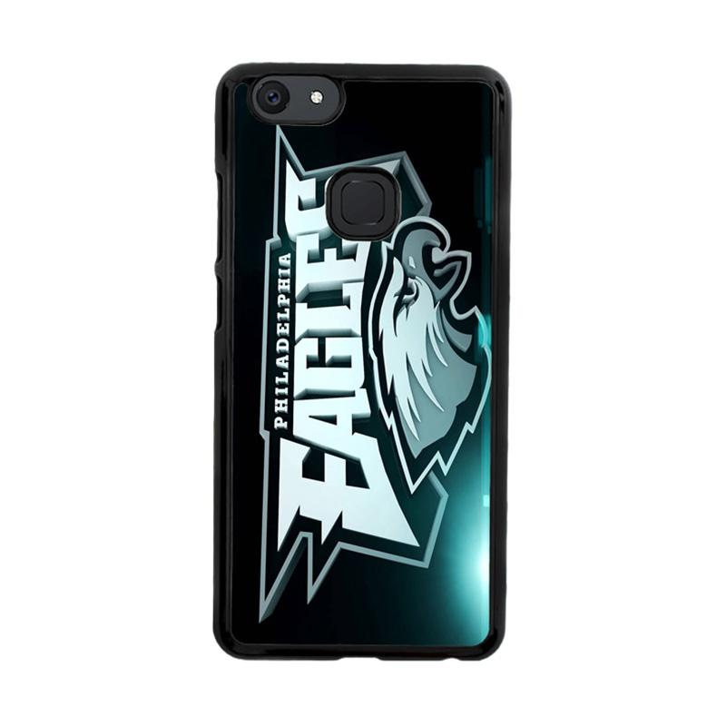 Flazzstore Philadelphia Eagles Logo Z4254 Custom Casing for Vivo V7 Plus