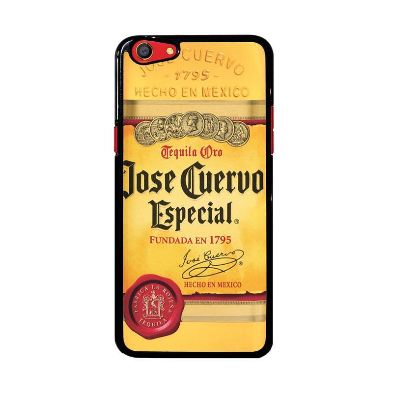 Flazzstore Jose Cuervo Z4970 Custom Casing for Oppo F3