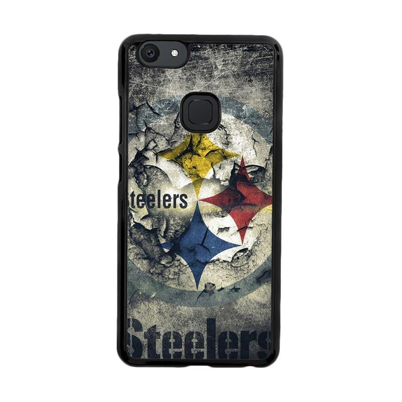 Flazzstore Pittsburgh Steelers Z4854 Custom Casing for Vivo V7 Plus