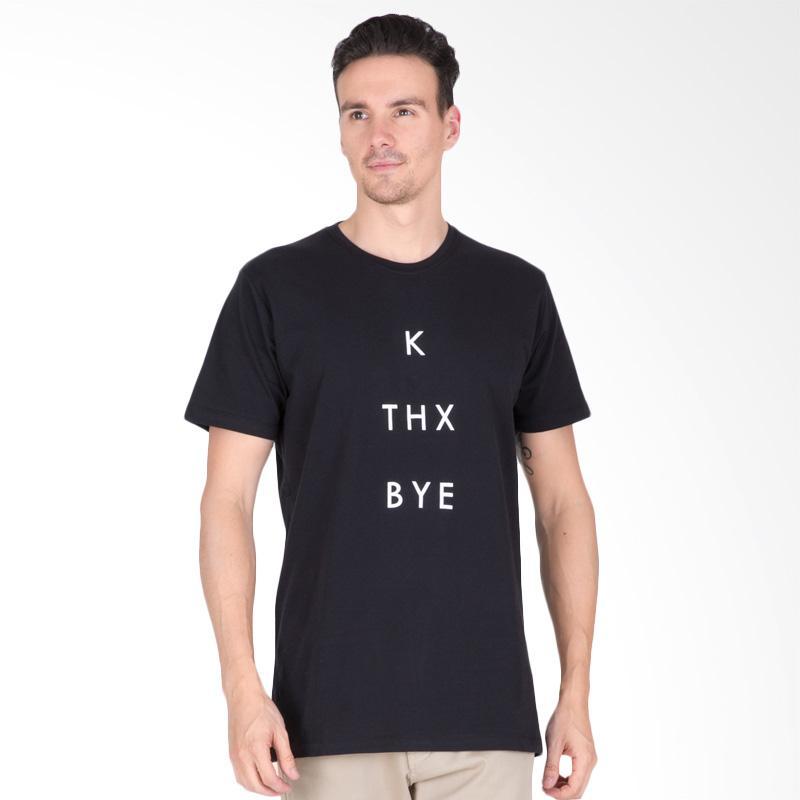 Tendencies K.BYE T-Shirt Pria