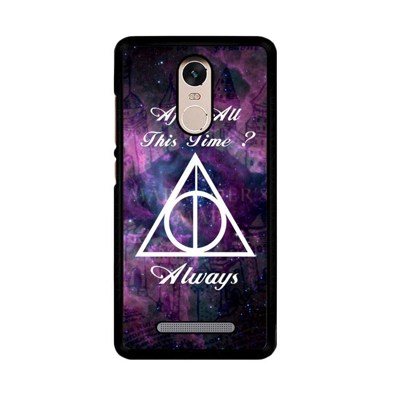 Flazzstore Severus Snape Harry Potter Z2823 Custom Casing for Xiaomi Redmi Note 3 or Note 3 Pro