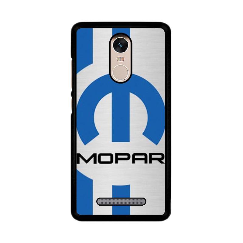 Flazzstore Mopar Logo Z4068 Custom Casing for Xiaomi Redmi Note 3 or Note 3 Pro