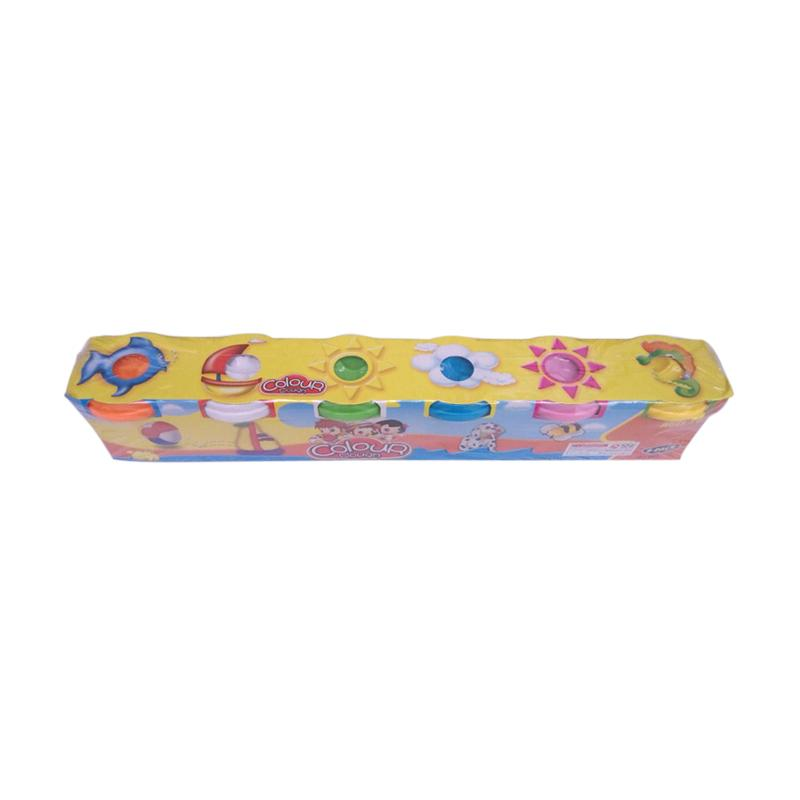 OEM Refill Colour Dough [6 pcs]