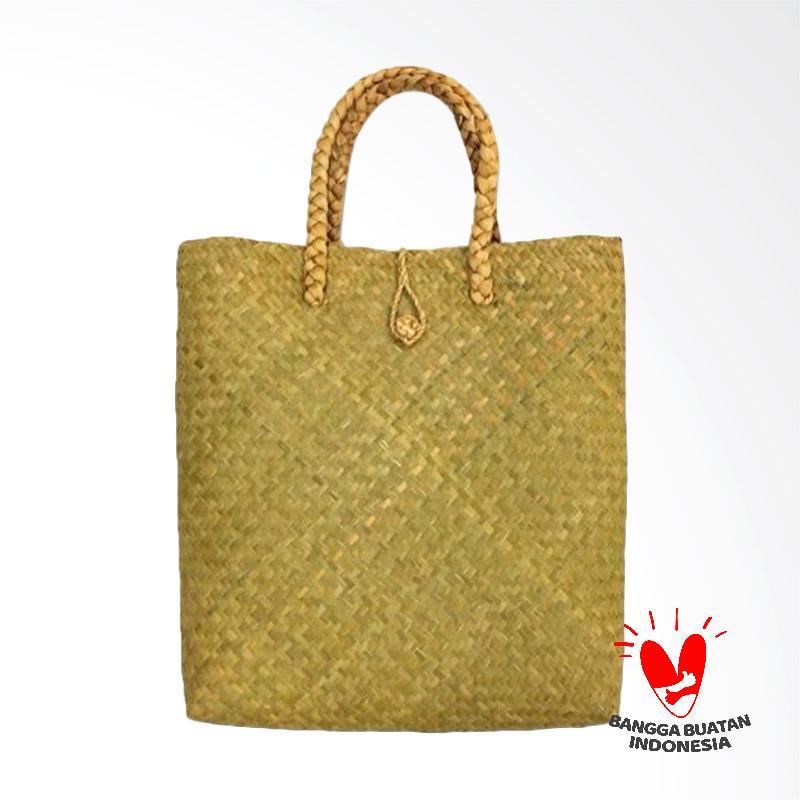 harga Native Borneo Handmade Decouoage Tas Anyaman Rotan Wanita Blibli.com