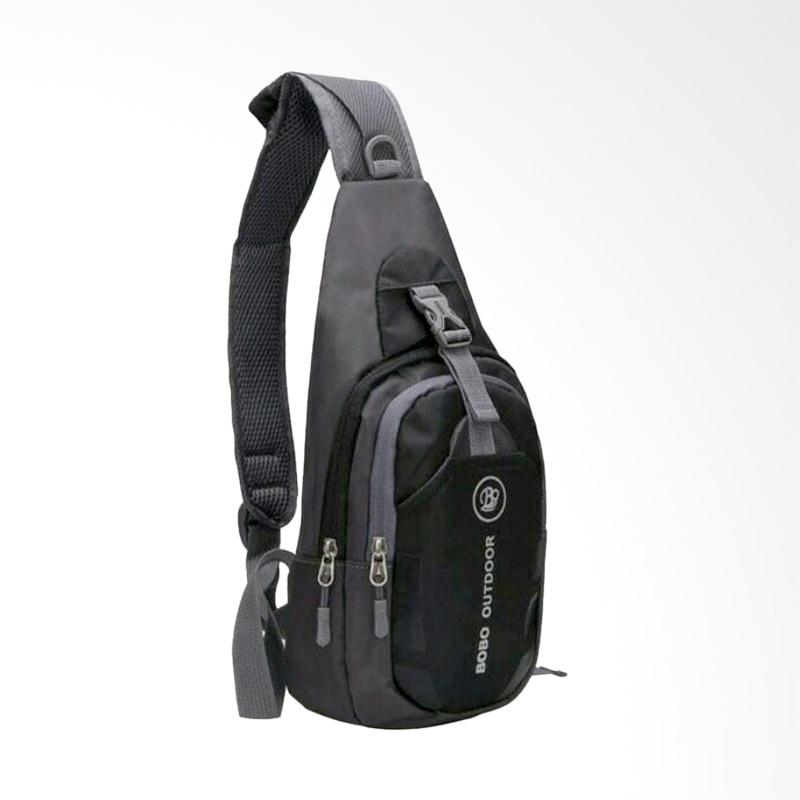 FLESHLIGHT Bodypack Tas Selempang Pria - Hitam