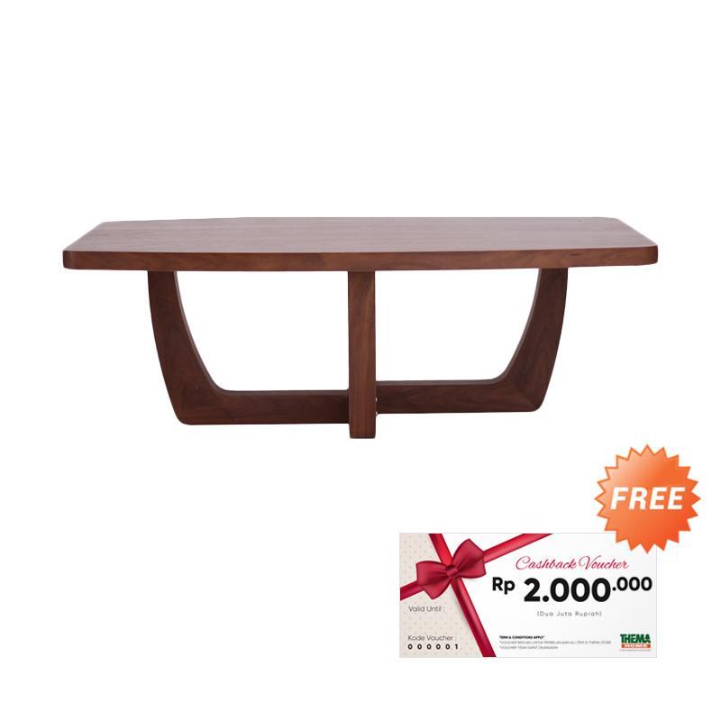 Thema Home 7312 CT DELVINE SLS Coffee Tables [Wilayah Surabaya]