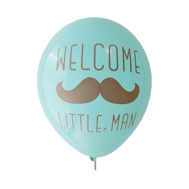 Adalima Balloons Welcome Little Man Dekorasi Pesta