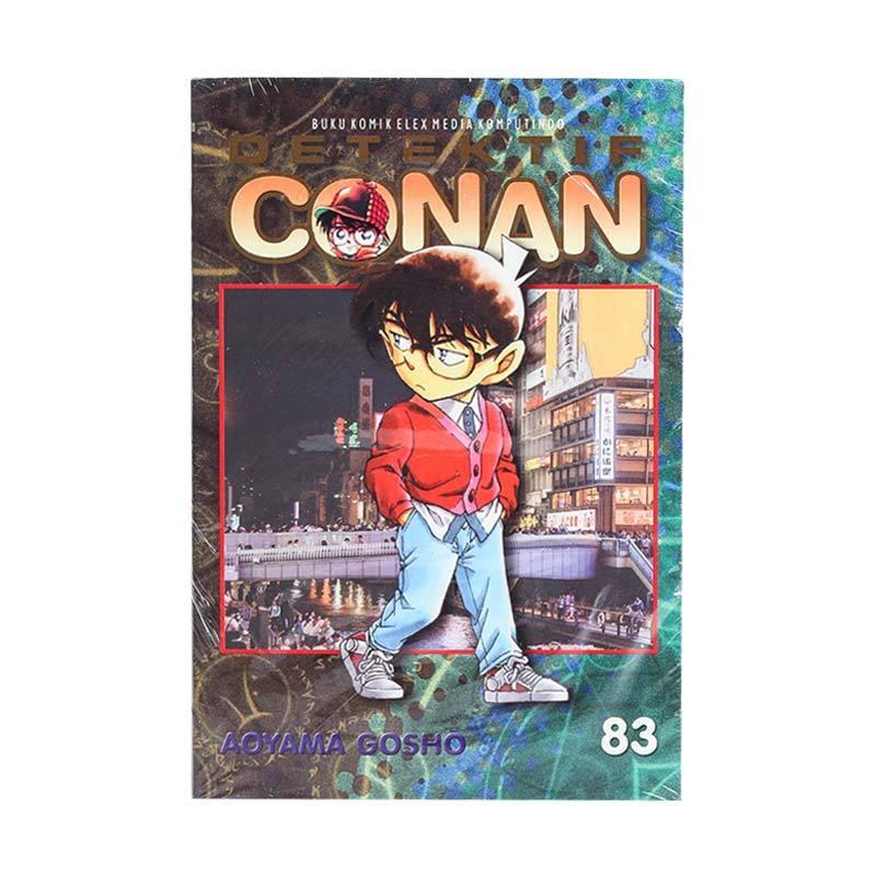 Elex Media Komputindo Detektif Conan 83 204686447 by Aoyama Gosho Buku Komik