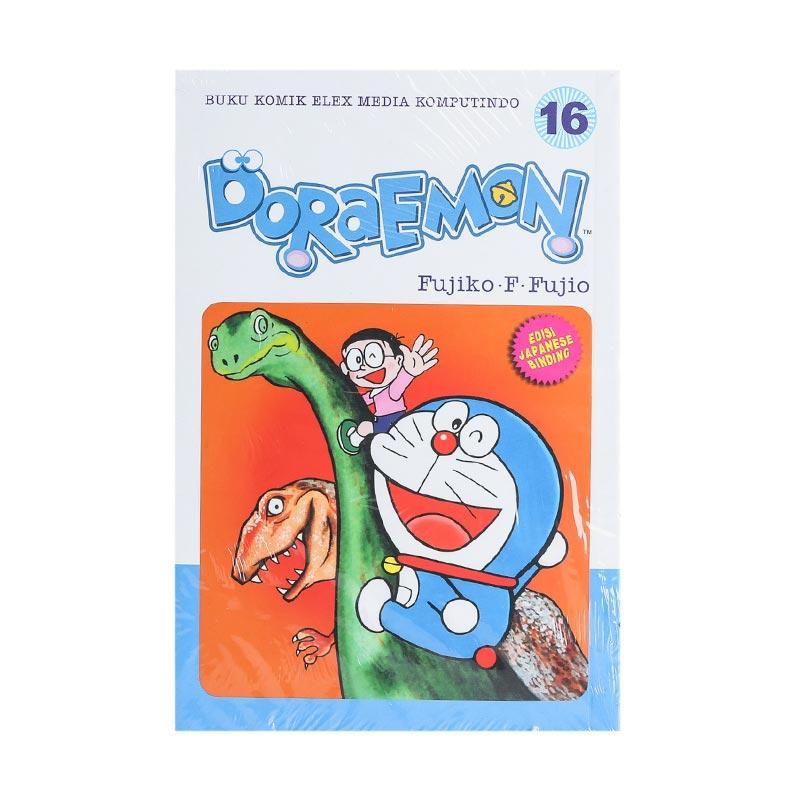 Elex Media Komputindo Doraemon 16 201597754 by Fujiko F. Fujio Buku Komik [Terbit Ulang]