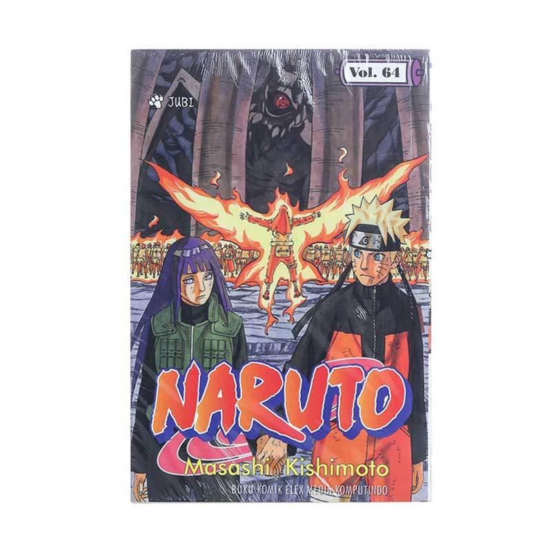 Elex Media Komputindo Naruto 64 203538801 by Masashi Kishimoto Buku Komik