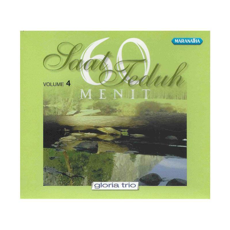 harga Maranatha Records CDM-567C 60 Menit Saat Teduh Vol. 4 CD Rohani Blibli.com
